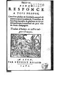 Illustration de la page Jean Bellère (1526-1595) provenant de Wikipedia