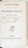 Illustration de la page Jacques-Georges de Chauffepié (1702-1786) provenant de Wikipedia