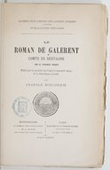 Image from Gallica about Galeran de Bretagne