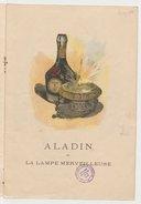 Illustration de la page Mille et une nuits. Aladin et la lampe merveilleuse provenant de Wikipedia