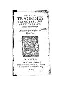Illustration de la page Raphaël Du Petit Val (15..-1613) provenant de Wikipedia