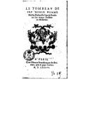 Bildung aus Gallica über Étienne Prevosteau (imprimeur-libraire, 15..-16..)
