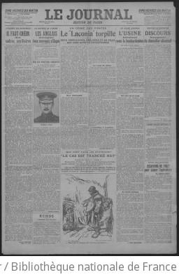 Le Journal (Paris. 1892)