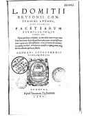 Illustration de la page Lucio Domizio Brusoni provenant de Wikipedia