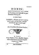 Illustration de la page Christophe de Bordeaux (1537?-161.?) provenant de Wikipedia