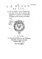 Image from Gallica about Pierre Forget (1544-1610?)