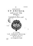 Illustration de la page Gilles Bry de La Clergerie (1560?-1659?) provenant de Wikipedia