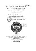 Bildung aus Gallica über Claude Morillon (1574?-1621)