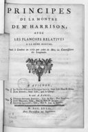Image from Gallica about John Harrison (1693-1776)