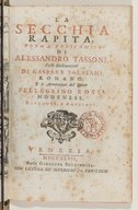 Image from Gallica about Alessandro Tassoni (1565-1635)
