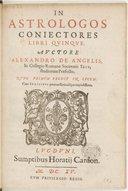 Illustration de la page Alessandro degli Angeli (1542-1620) provenant de Wikipedia