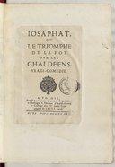 Bildung aus Gallica über François Boude (imprimeur-libraire, 16..-16..)