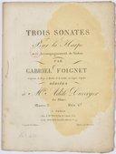 Illustration de la page Gabriel Foignet (1790-18..) provenant de Wikipedia