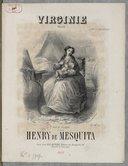 Bildung aus Gallica über Henrique Alves de Mesquita (1836-1906)