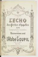 Illustration de la page I. Goupil (abbé, 18..-18..?) provenant de Wikipedia