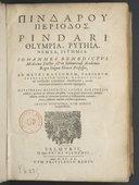 Bildung aus Gallica über Jean Benoit (professeur de grec, 16..-16..)