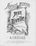 Image from Gallica about Arrangements. Piano. Op. 203. Jean de Nivelle. Delibes, Léo