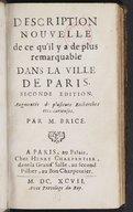 Illustration de la page Germain Brice (1653?-1727) provenant du document numerisé de Gallica