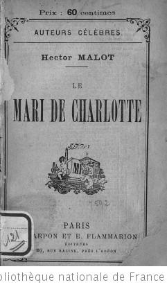 Le-mari-de-Charlotte-/-par-Hector-Malot