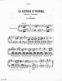 Illustration de la page Le retour d'Yvonne. Piano provenant de Wikipedia