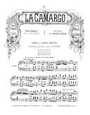 Illustration de la page La Camargo. No 3. Ronde de la bande à Mandrin : Transcription. Piano provenant de Wikipedia