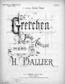 Illustration de la page Gretchen. Piano provenant de Wikipedia
