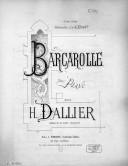 Illustration de la page Barcarolle. Piano provenant de Wikipedia