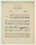 Illustration de la page Les bleuets. Piano provenant de Wikipedia