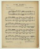 Illustration de la page O, my baby !.... Piano provenant de Wikipedia