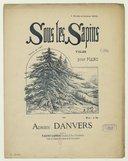 Illustration de la page Sous les sapins. Piano provenant de Wikipedia
