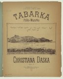 Image from Gallica about Tabarka (Tunisie)