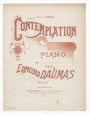 Illustration de la page Edmond Daumas (compositeur, 18..-19..) provenant de Wikipedia