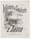 Illustration de la page Infanterie et cavalerie. Piano. Op. 41 provenant de Wikipedia