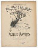 Illustration de la page Feuilles d'automne. Piano. Op. 4 provenant de Wikipedia