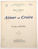 Illustration de la page E. d' Estival (docteur) provenant de Wikipedia