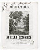 Illustration de la page Fleur des bois. Piano provenant de Wikipedia