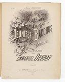 Illustration de la page La jeunesse de Bacchus. Piano provenant de Wikipedia