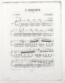 Illustration de la page Concertos. Piano, orchestre. Mi bémol majeur. No 3. H 32 provenant de Wikipedia