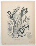 Illustration de la page Brillante polonaise. Piano. Op. 56 provenant de Wikipedia