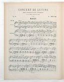 Illustration de la page Marche. Piano. Ré majeur. Op. 70 provenant de Wikipedia