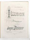 Illustration de la page Georges Degouy (compositeur, 18..-18..?) provenant de Wikipedia