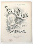 Illustration de la page Polka des amours. Piano provenant de Wikipedia