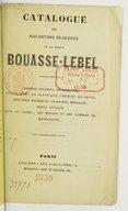 Illustration de la page Maison Bouasse-Lebel provenant du document numerisé de Gallica