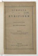 Bildung aus Gallica über Eduard Schwartz (1858-1940)