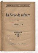 Illustration de la page Edmond Coz (1854-19..) provenant de Wikipedia