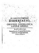 Illustration de la page Allemand (langue) provenant de Wikipedia