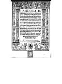 Bildung aus Gallica über Sante Pagnino (1470-1541)