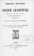 Illustration de la page Józef Grabowski (1791-1881) provenant de Wikipedia
