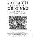 Image from Gallica about Ottavio Ferrari (1607-1682)