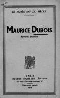 Illustration de la page Pierre Maurice Dubois (1869-1944) provenant de Wikipedia